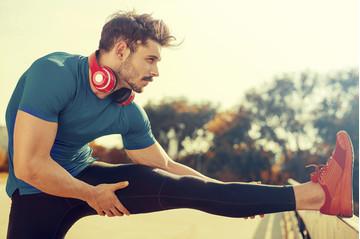 Rebajas: ropa deportiva para hombre