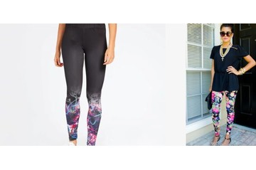 Street style: los mejores looks con leggings