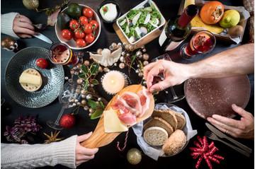 Comidas navideñas que te ayudarán a mantener la línea esta Navidad