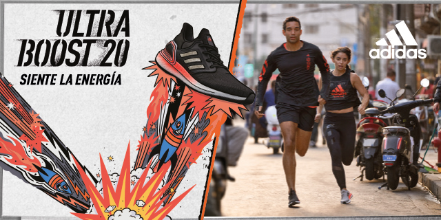 Zapatillas adidas Running | Sprinter