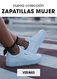 Zapatillas Casual Mujer