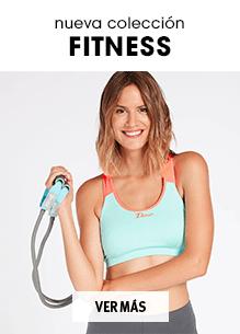 Nueva colección Fitness Mujer