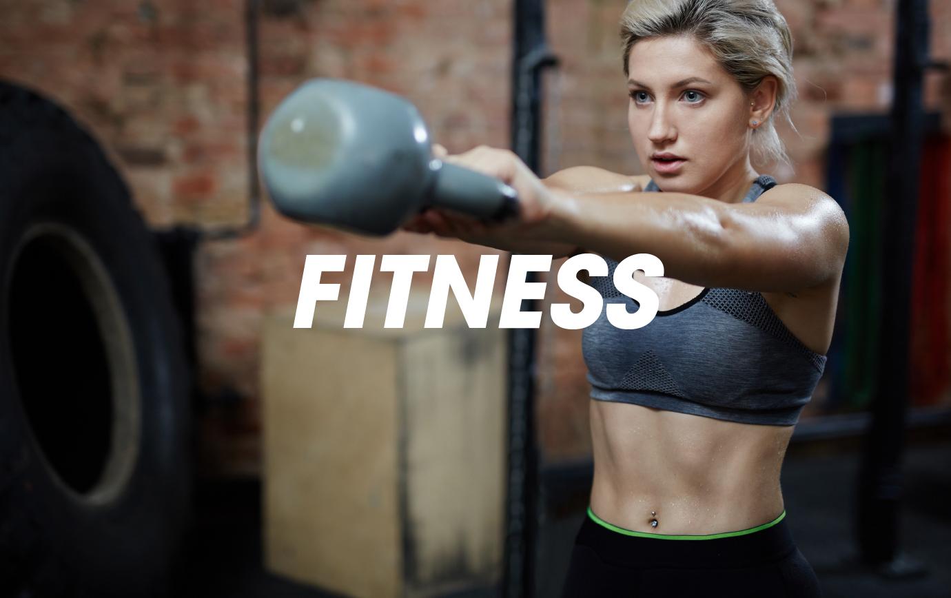 Zapatillas y ropa para fitness