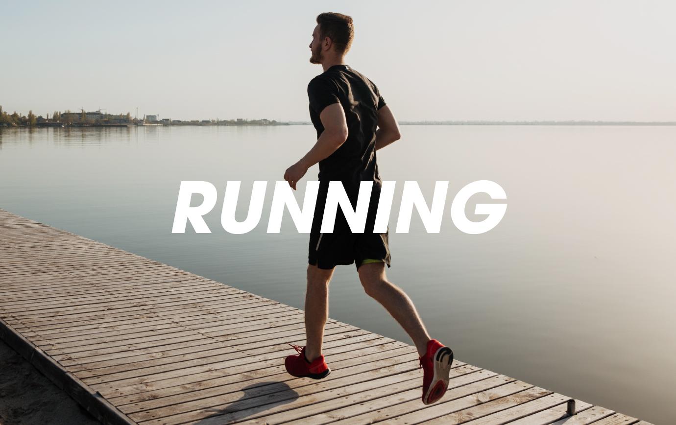 Running y jogging tus zapatillas y ropa