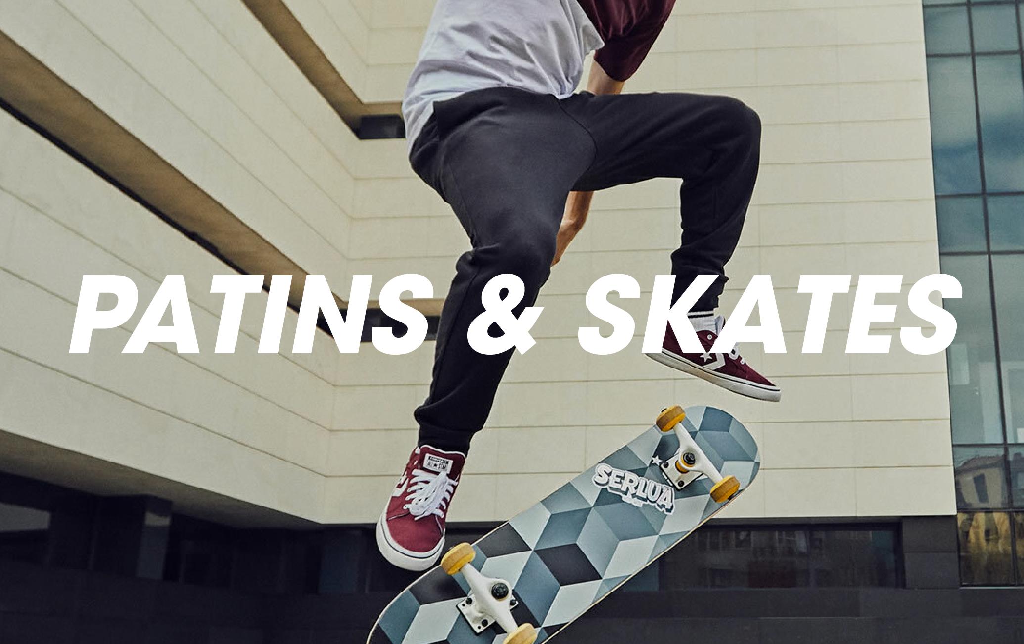 Patins e Skates