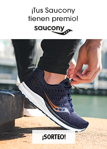 Tus saucony tienen premio