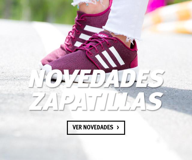 Novedades en zapatillas