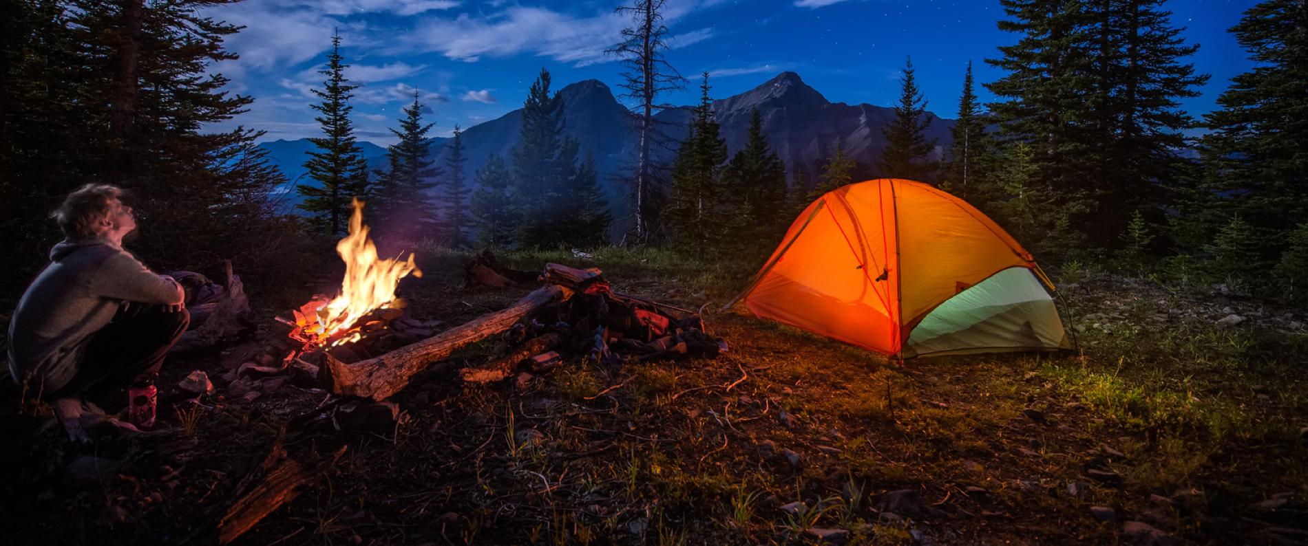 SOS Camping: ¿Qué debo llevarme?