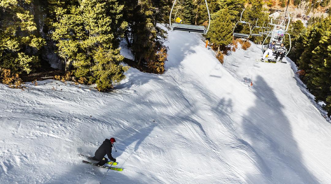 consejos para esquiadores principiantes