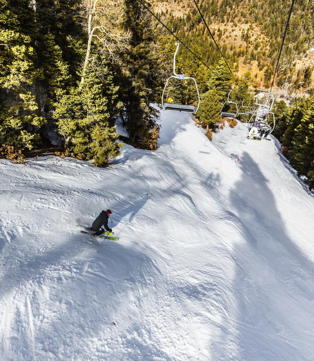 Consejos para esquiadores novatos