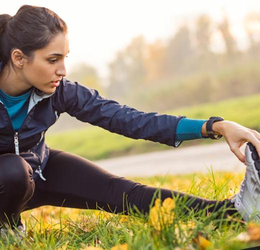 Consejos para practicar stretching