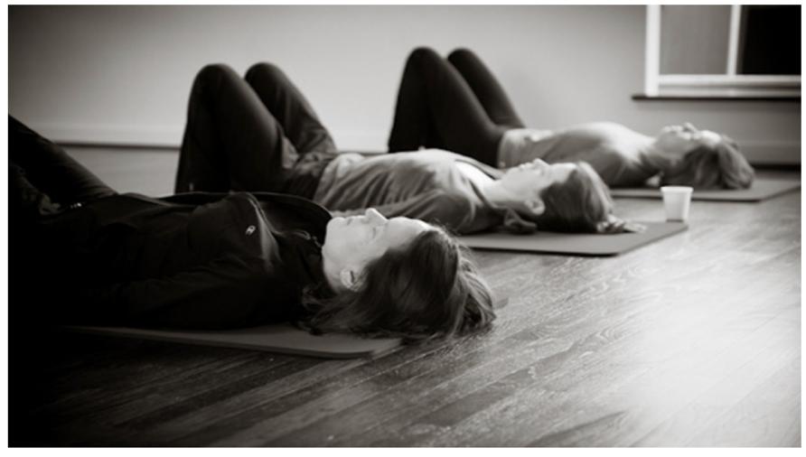 Pautas de una sesión de stretching