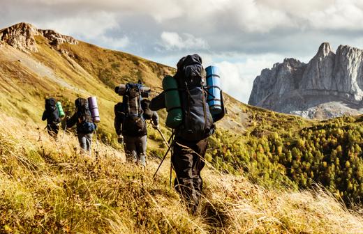 Qué necesito para practicar trekking