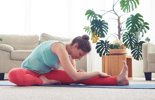 Guia para empezar a hacer yoga en casa