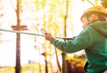 Consejos para ir de acampada con niños