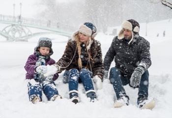 Deportes y actividades para divertirte en la nieve