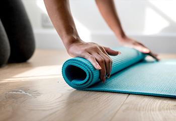 Ejercicios de fitness para hacer en casa