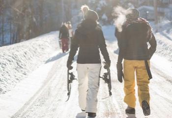 Top 5 deportes de invierno