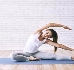 Stretching: estiramientos de la musculatura
