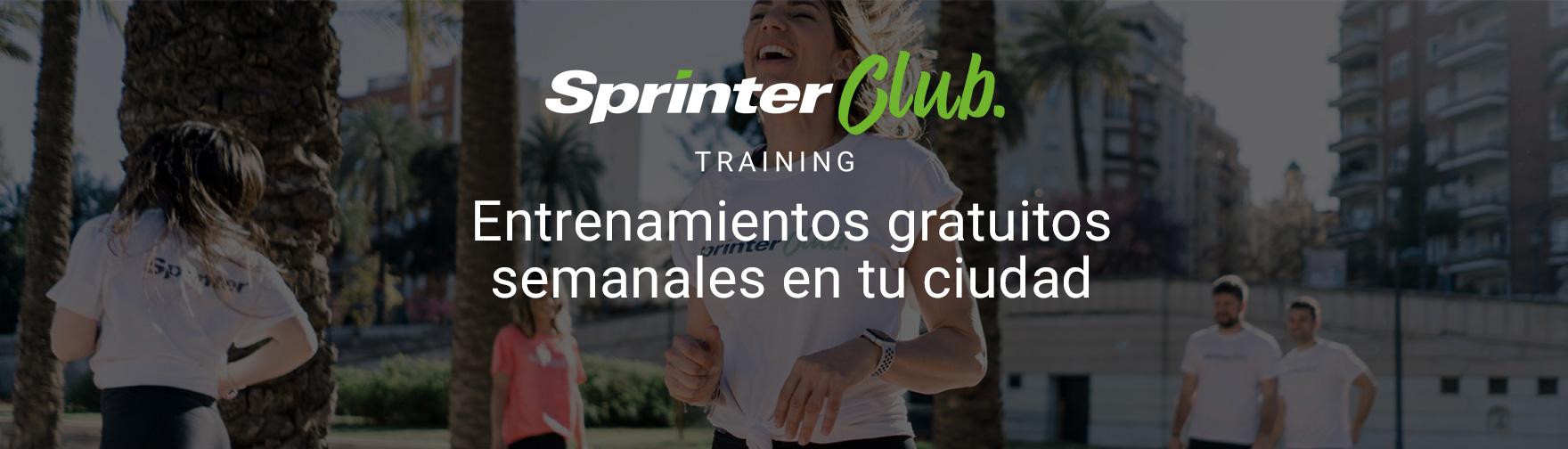 Sprinter Club Training