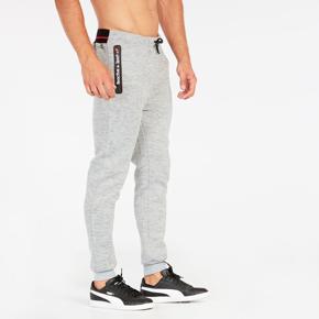 Pantalón Jogger Gris Silver Tech