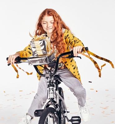 Regalos de Navidad para Niños - Bicicletas