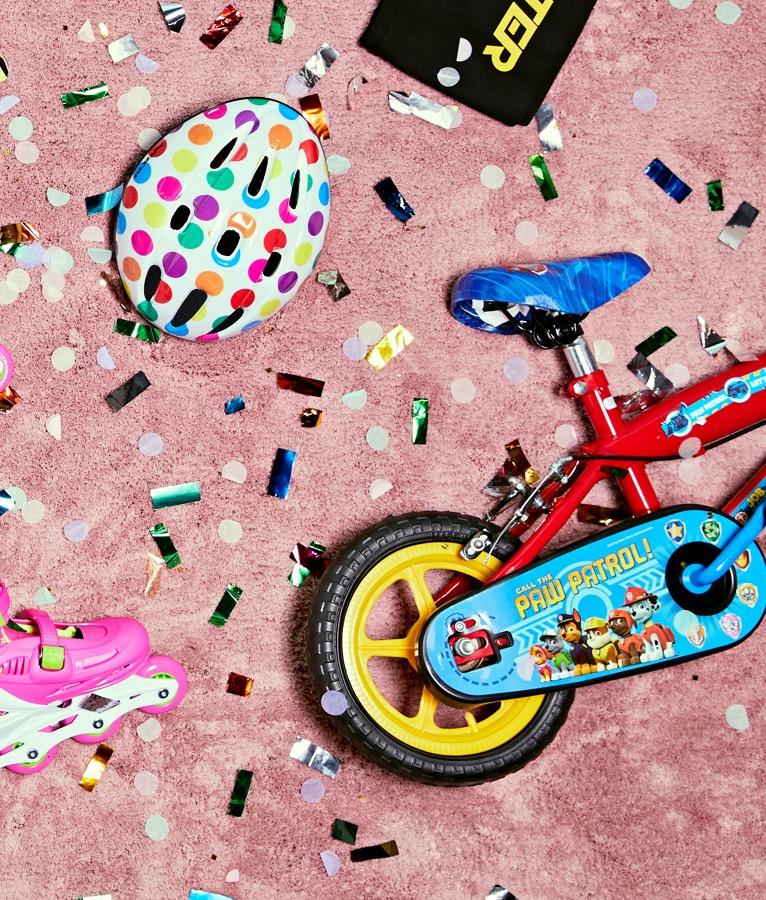 Regalos de Navidad - Bicicletas