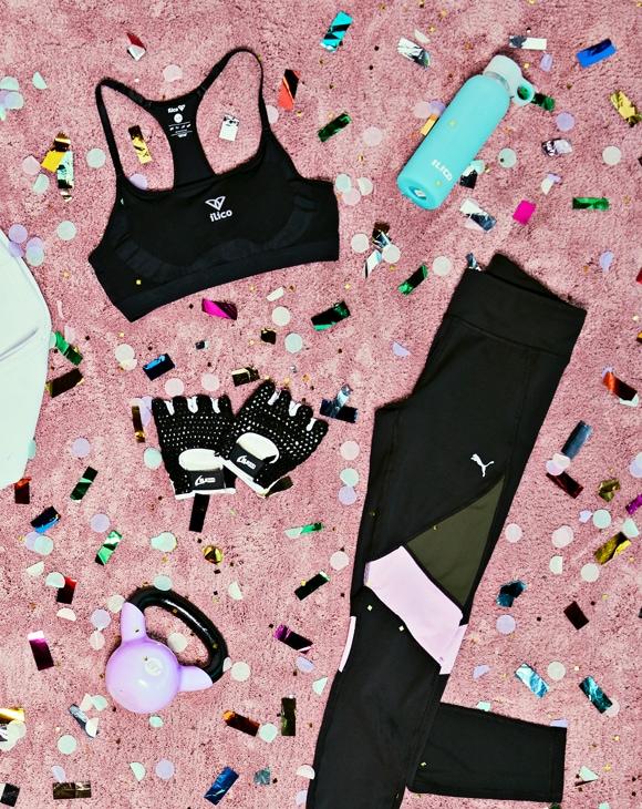 Regalos de Navidad para Mujer - Fitness