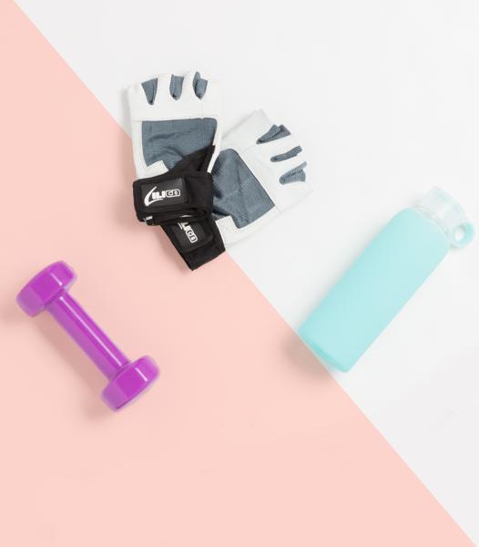 Fitness: ropa y accesorios para el gym