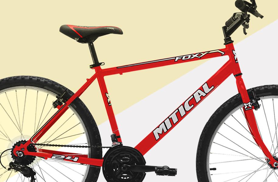Ciclismo: ¡Me han traído una bici!