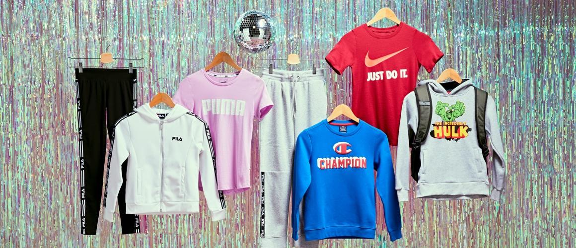 Regalos de Navidad para Niños - Moda Sport
