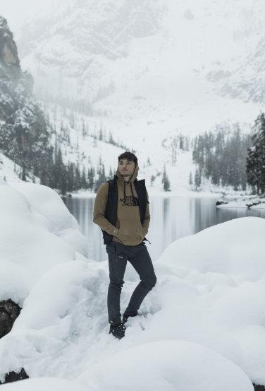The North Face y Boriken