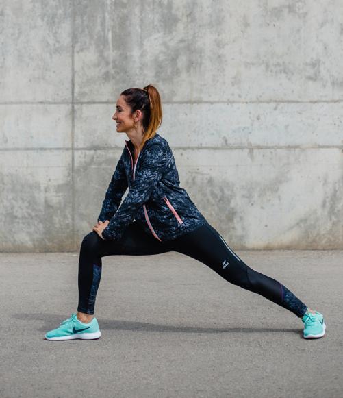 María José - Volver a hacer ejercicio tras las vacaciones