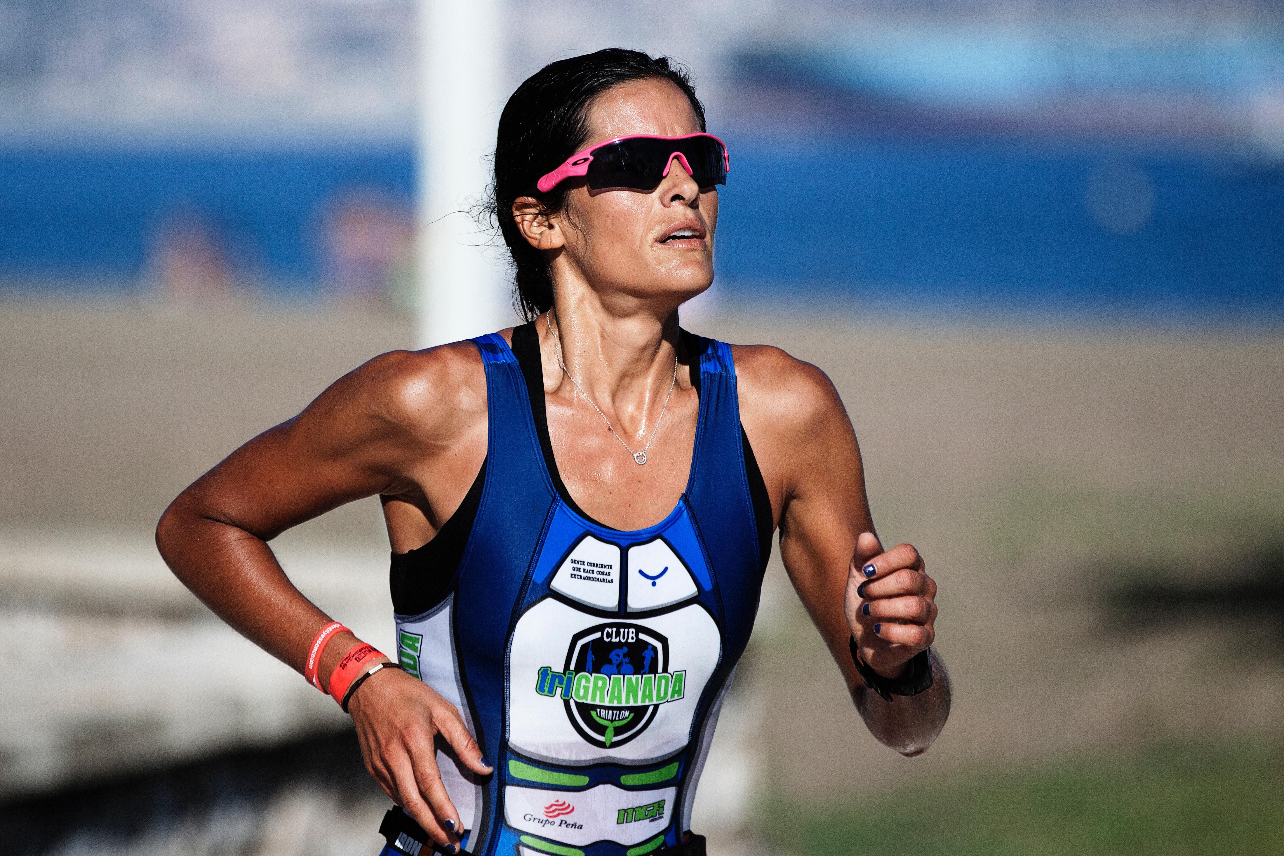el braceo en el running