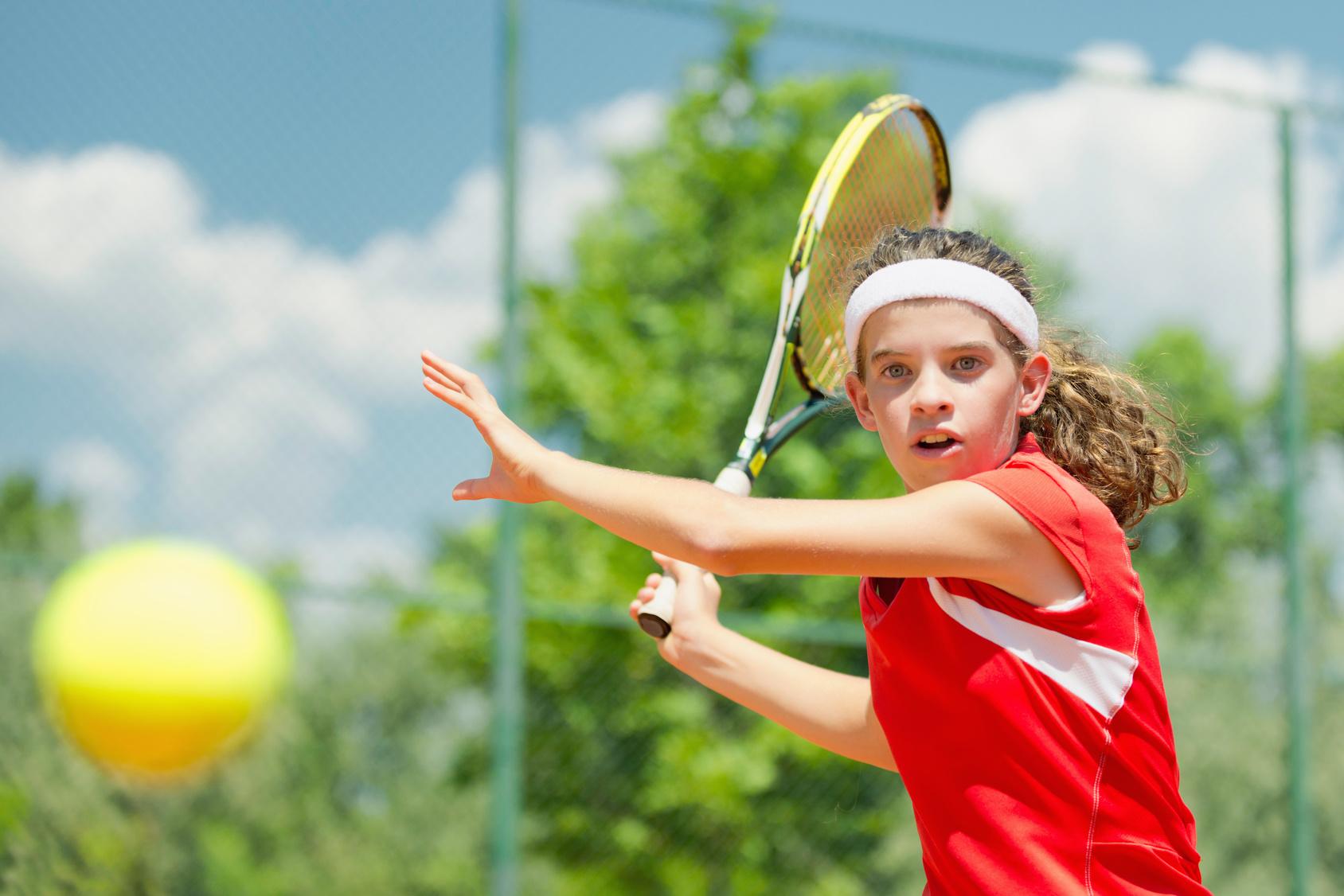 Swing tenis
