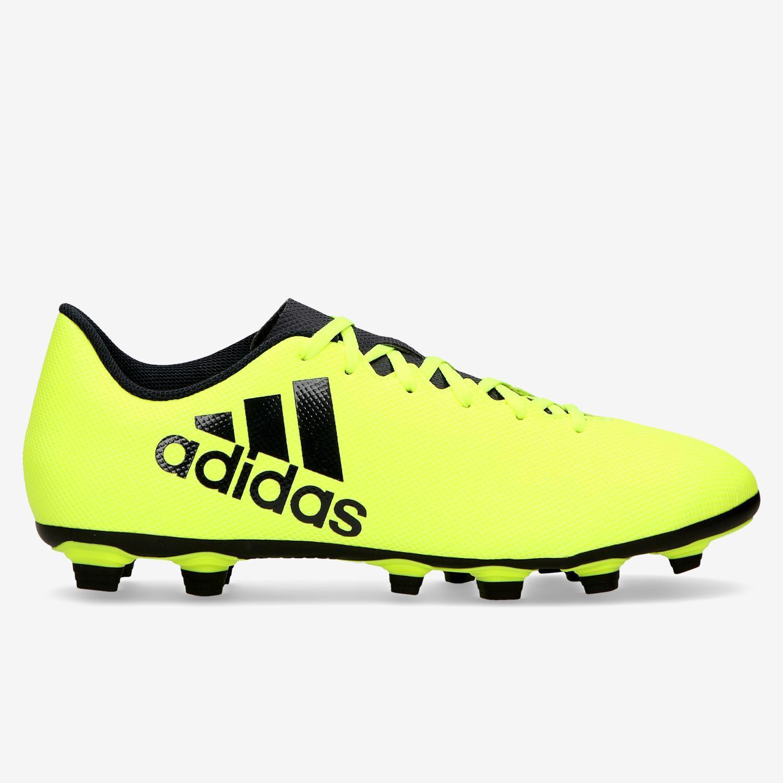 adidas futbol amarillas