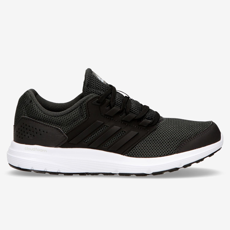 adidas negras mujer running