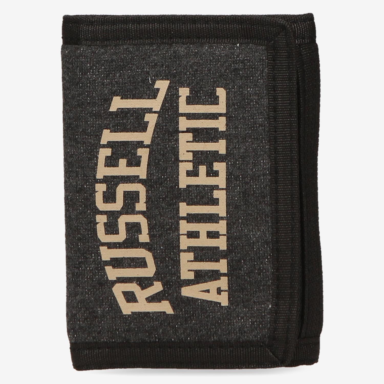948649b1812a0 Monedero Gris Russell Athletic - Billetera al mejor precio
