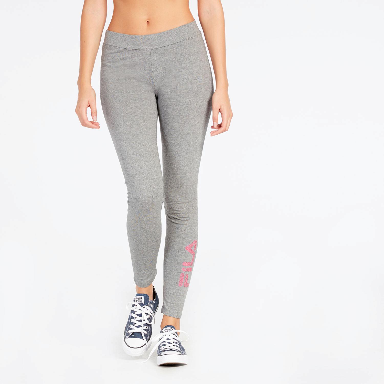 Estos leggings de canalé estrecho crean un efecto favorecedor. ・El canalé estrecho vertical estiliza las piernas. ・El sobrehilado de los bordes del tejido crea una acabado limpio. .