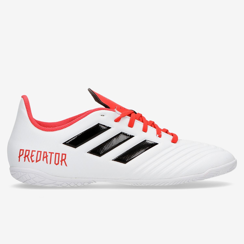 Adidas predator sala negras botas f tbol sala al mejor for Calzado de seguridad deportivo